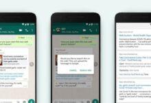 Photo of WhatsApp: De esta manera puedes hacer captura de pantalla a una conversación completa