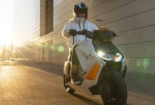 Photo of BMW y su genial scooter eléctrico, el Motorrad Definition CE 04