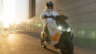 Photo of BMW y su genial scooter eléctrico, el Motorrad Definition CE 04
