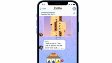 Photo of Telegram: Así puedes fijar múltiples mensajes en un chat