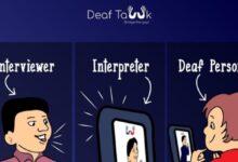 Photo of Una app para encontrar intérpretes de lengua de signos, acelerada por Google