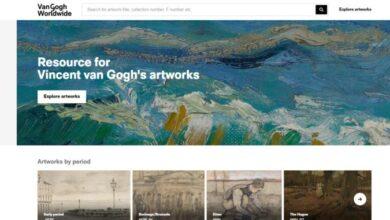 Photo of Publican más de mil obras de Van Gogh en formato digital por primera vez