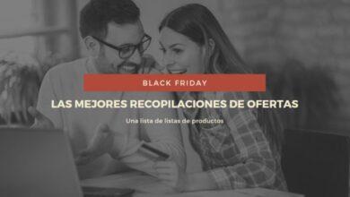 Photo of Las mejores recopilaciones de ofertas para Black Friday en Tecnología