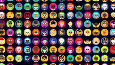 Photo of Un programa que genera millones de avatares aleatorios