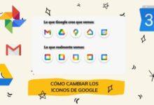 Photo of Cómo recuperar los iconos anteriores de Gmail, Google Drive y demás