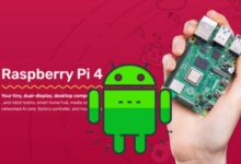 Photo of Android 11 llega a la Raspberry Pi 4