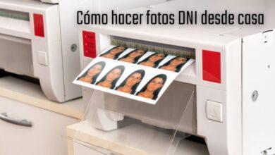 Photo of Cómo hacer fotos de DNI, pasaporte o carnet de conducir desde casa