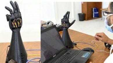 Photo of Una startup imprime manos biónicas con energía solar en 3-D