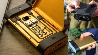 Photo of EZ Power, un kit completo para cargar dispositivos