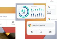 Photo of Llegan los widgets de Gmail, Drive y Fit a iOS