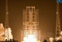 Photo of China lanzó su misión a la Luna: ¿cuál es el principal objetivo de Chang'e 5?