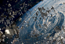 Photo of Agencia Espacial de Europa firmó un multimillonario contrato con una empresa para limpiar desechos espaciales
