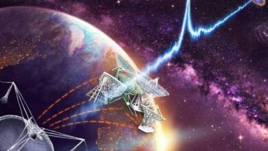 Photo of Por primera vez detectaron el posible origen de la misteriosa señal de radio que se detecta en el universo