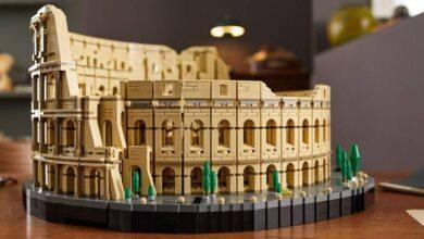 Photo of LEGO Colosseum (10276) es el set más grande de la historia con más de 9 mil piezas