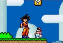 Photo of El anuncio comercial retro, de una marca surcoreana que fue capaz de juntar a Goku y Mario Bros