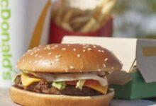 Photo of ¿Comerías una hamburguesa vegana de McDonald's? Esta es la McPlant