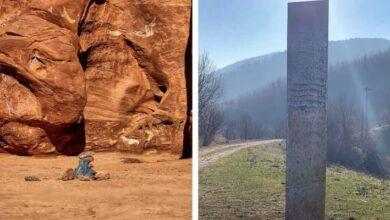 Photo of ¿Desapareció el monolito de Utah? Sí, pero ahora hay otro en Rumania: ¿Qué está pasando?