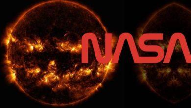 Photo of NASA celebra Halloween con una perturbadora fotografía del sol
