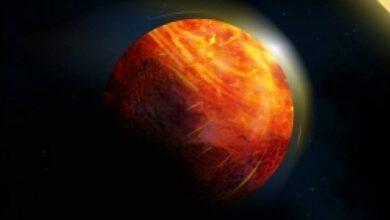 Photo of Científicos encontraron un exoplaneta que podría tener lluvia de rocas y océanos de lava fundida