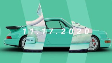 Photo of Puma y Porsche se aliaron para diseñar unas zapatillas inspiradas en el mítico modelo 911