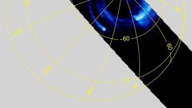 Photo of Científicos de la NASA aseguran haber captado imágenes de espectros de relámpagos en la atmósfera de Júpiter