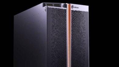 Photo of Conoce la supercomputadora Cerebras CS-1, que es 200 veces más rápida que cualquier otra y usa un chip gigantesco