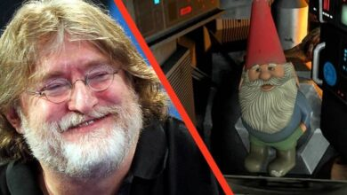 Photo of Videojuegos: Gabe Newell de Steam, mandará un gnomo de jardín al espacio