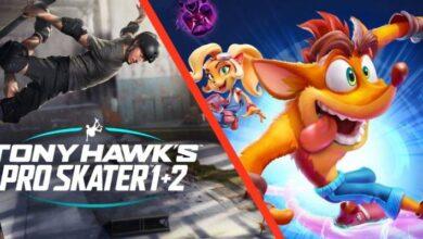 Photo of Crash Bandicoot y Tony Hawk unen fuerzas el día de hoy en evento especial