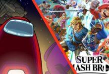 Photo of Among Us llega a Super Smash Bros Ultimate gracias a un increíble mod