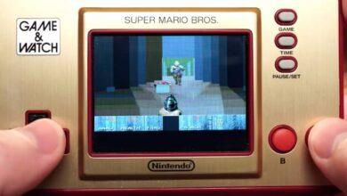 Photo of Nintendo: el Game & Watch ya puede correr DOOM, Pokémon, Zelda y otros legendarios juegos