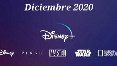 Photo of Disney Plus: conoce los estrenos para diciembre 2020 en México