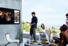 Photo of Samsung lanzó un televisor resistente al agua, a la tierra y al calor