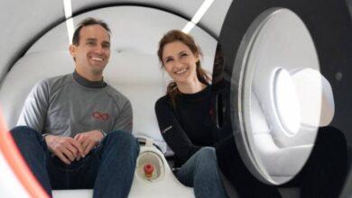 Photo of Impresionante: Las cápsulas de alta velocidad de Virgin ya trasladaron a sus primeros pasajeros