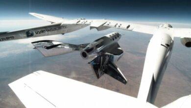 Photo of Virgin Galactic suspende pruebas de vuelos espaciales por el COVID-19: sus acciones caen
