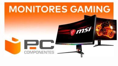 Photo of ¿Buscas monitor gaming? Estos 9 modelos de Acer, ASUS, AOC, MSI o LG están en oferta en PcComponentes