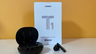 Photo of Los HighTune T1 de UGREEN, unos auriculares con bastante batería y buen sonido a un precio interesante