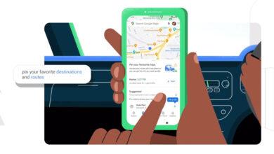 Photo of Google Maps renovará la pestaña de trayectos como un lugar centralizado para tus rutas frecuentes