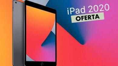 Photo of El cupón PQ42020 de eBay te deja el iPad 2020 de 32 GB 55 euros más barato