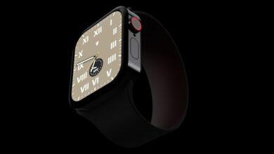 Photo of ¿Y si el Apple Watch hereda el diseño de los iPhone 12? Este concepto imagina un reloj de bordes rectos