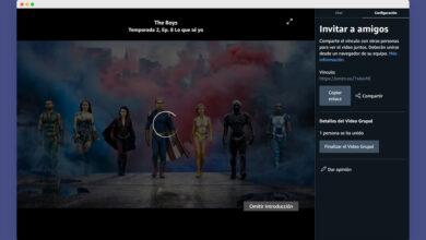Photo of Amazon Prime Video lanza Vídeo Grupal para ver contenidos en grupos y chatear con hasta 100 personas: así lo puedes usar