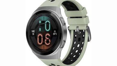 Photo of Hasta 85 entrenamientos diferentes y batería para dos semana: el Huawei Watch GT 2e Active sólo cuesta 103 euros en Amazon