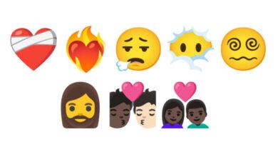 Photo of Los Google Pixel estrenan 217 nuevos emojis: mujer barbuda, corazón en llamas y más