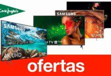 Photo of 24 smart TVs de LG, Philips, Samsung o Sony con descuentos de hasta un 39% en El Corte Inglés