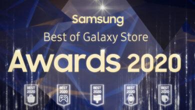 Photo of Éstas son las mejores apps del año en la Galaxy Store de Samsung