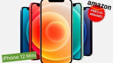 Photo of Precio mínimo en Amazon para el iPhone 12 Mini de 64 GB: ahórrate 62 euros en uno de los smartphones de Apple más recientes