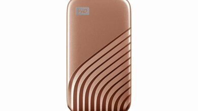 Photo of Superrápido y superrebajado: el disco duro SSD portable WD My Passport SSD de 2 TB, ahora en Amazon lleva más de 120 euros de rebaja