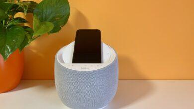 Photo of SoundForm Elite de Belkin, un pequeño altavoz con una gran calidad de sonido
