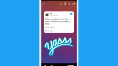 Photo of Twitter comienza a permitir compartir tuits en Snapchat y las historias de Instagram