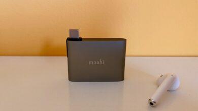 Photo of Adaptador USB-C a HDMI de Moshi: compacto y de calidad