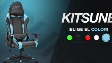 Photo of La silla gaming Newskill Kitsune que arrasa en Amazon es española, cuesta menos de 150 euros y la recibes gratis antes de Navidad